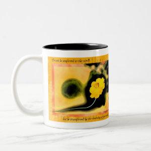 Transformed mug