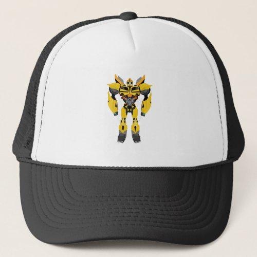 Transformers Autobot Bumblebee Trucker Hat