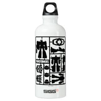 Transformers | Autobot Model Kit Aluminum Water Bottle