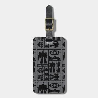 Transformers | Autobot Model Kit Luggage Tag
