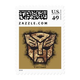 Transformers | Autobot Shield Postage