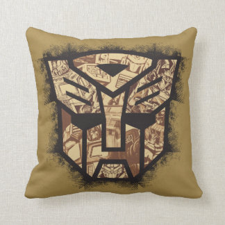 Transformers | Autobot Shield Throw Pillow