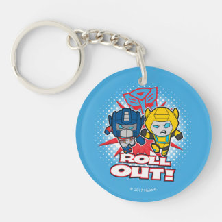 Transformers | Autobots Roll Out Keychain