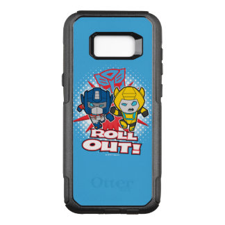 Transformers | Autobots Roll Out OtterBox Commuter Samsung Galaxy S8+ Case
