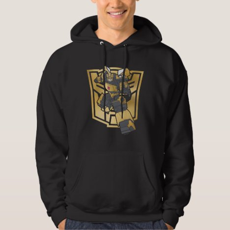 Transformers | Bumblebee Gold Autobot Symbol