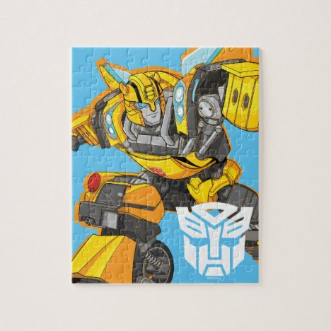 Transformers | Bumblebee Pointing Pose