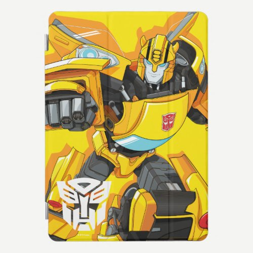 Transformers | Bumblebee Punching Pose iPad Pro Cover