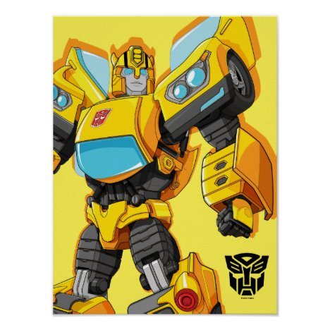Transformers | Bumblebee Standing Pose