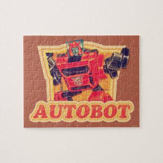Transformers | Cliffjumper Autobot Jigsaw Puzzle