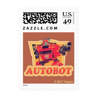 Transformers | Cliffjumper Autobot Postage
