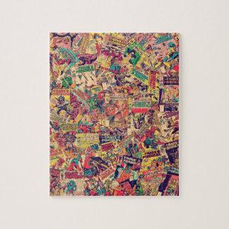 Transformers | Comic Book Print Jigsaw Puzzle