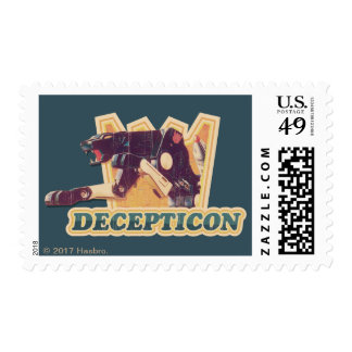 Transformers | Decepticon Graphic Postage