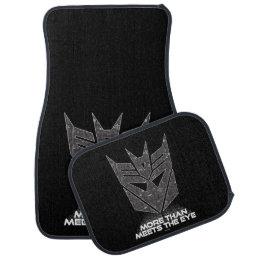 Transformers | Decepticon Shield Revealed Car Mat