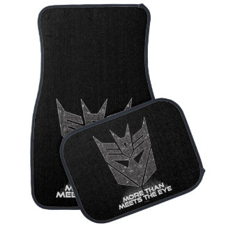Transformers | Decepticon Shield Revealed Car Mat