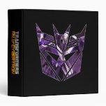 Transformers FOC - 10 3 Ring Binders
