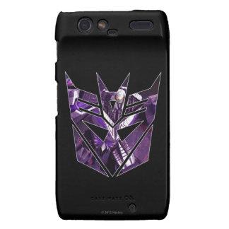 Transformers FOC - 10 Droid RAZR Cover
