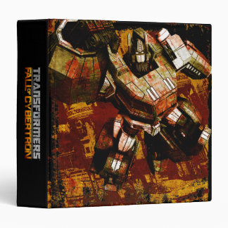 Transformers FOC - 1 Binders