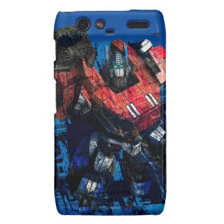 Transformers FOC - 2 Motorola Droid RAZR Cases