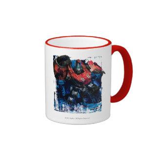 Transformers FOC - 2 Coffee Mugs