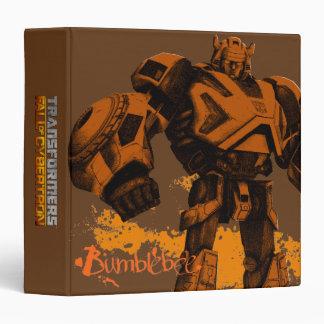 Transformers FOC - 5 Binder