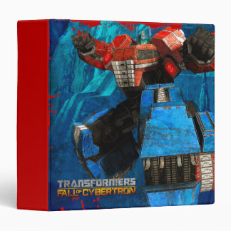 Transformers FOC - 7 Vinyl Binders