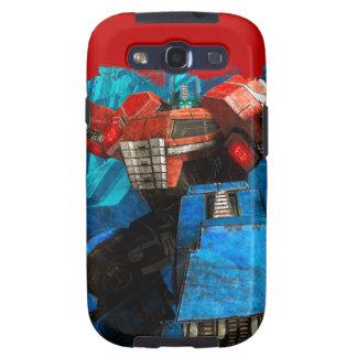 Transformers FOC - 7 Galaxy SIII Cover