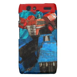 Transformers FOC - 7 Motorola Droid RAZR Cover