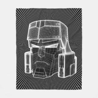 Transformers | Megatron 3D Model Fleece Blanket