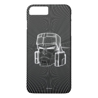 Transformers | Megatron 3D Model iPhone 8 Plus/7 Plus Case