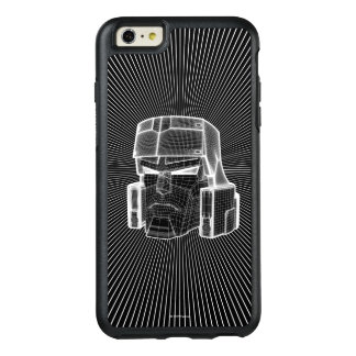 Transformers | Megatron 3D Model OtterBox iPhone 6/6s Plus Case