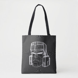 Transformers | Megatron 3D Model Tote Bag