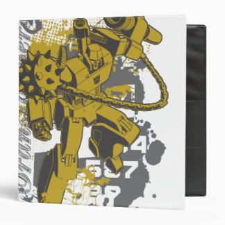 Transformers - Megatron Collage 3 Ring Binder