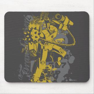 Transformers - Megatron Collage Mousepads