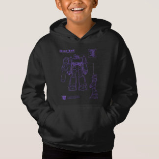 Transformers | Megatron Leader of the Decepticons Hoodie