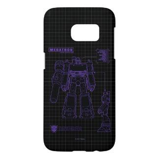 Transformers | Megatron Leader of the Decepticons Samsung Galaxy S7 Case