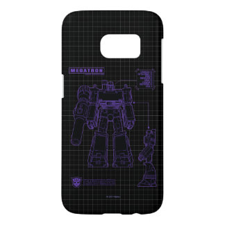 Transformers | Megatron Leader of the Decepticons Samsung Galaxy S7 Case