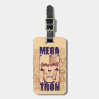 Transformers | Megatron Returns Bag Tag