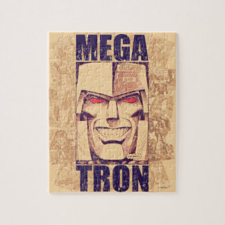 Transformers | Megatron Returns Jigsaw Puzzle
