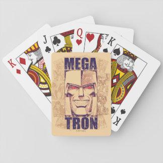 Transformers | Megatron Returns Playing Cards
