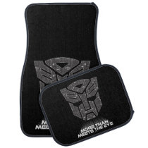 Transformers | More than Meets the Eye Car Floor Mat
