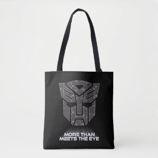 Transformers | More than Meets the Eye Tote Bag
