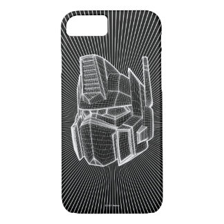 Transformers | Optimus Prime 3D Model iPhone 8/7 Case