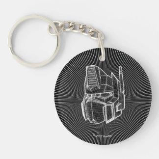 Transformers | Optimus Prime 3D Model Keychain