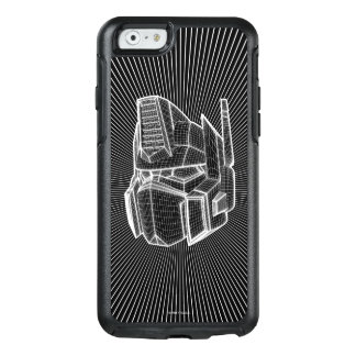 Transformers | Optimus Prime 3D Model OtterBox iPhone 6/6s Case