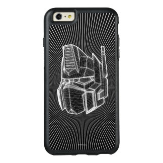Transformers | Optimus Prime 3D Model OtterBox iPhone 6/6s Plus Case