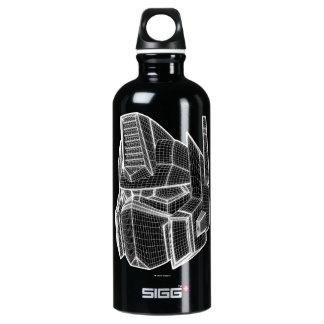 Transformers | Optimus Prime 3D Model Water Bottle