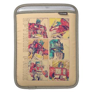 Transformers | Optimus Prime Comic Strip Sleeve For iPads