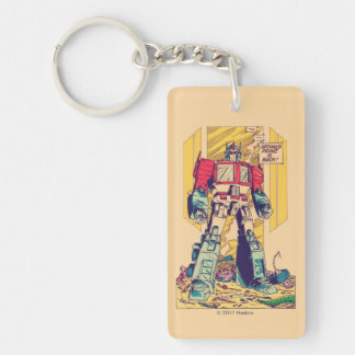Transformers | Optimus Prime is Back Keychain