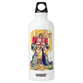 Transformers | Optimus Prime is Back Water Bottle