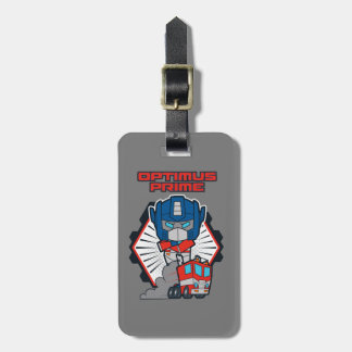 Transformers | Optimus Prime Returns Bag Tag